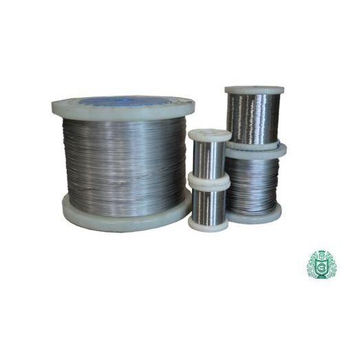 Nikromi 0,05-5 mm: n vastuslanka 2,4869 NiCr 80/20 Cronix -lämpöjohto 1-500 metriä, nikkeliseos