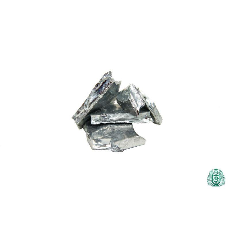 Gallium Ga 99,7% puhdasta metallielementtiä 31 kappaletankoa 1gr-2kg, metalleja harvinaista