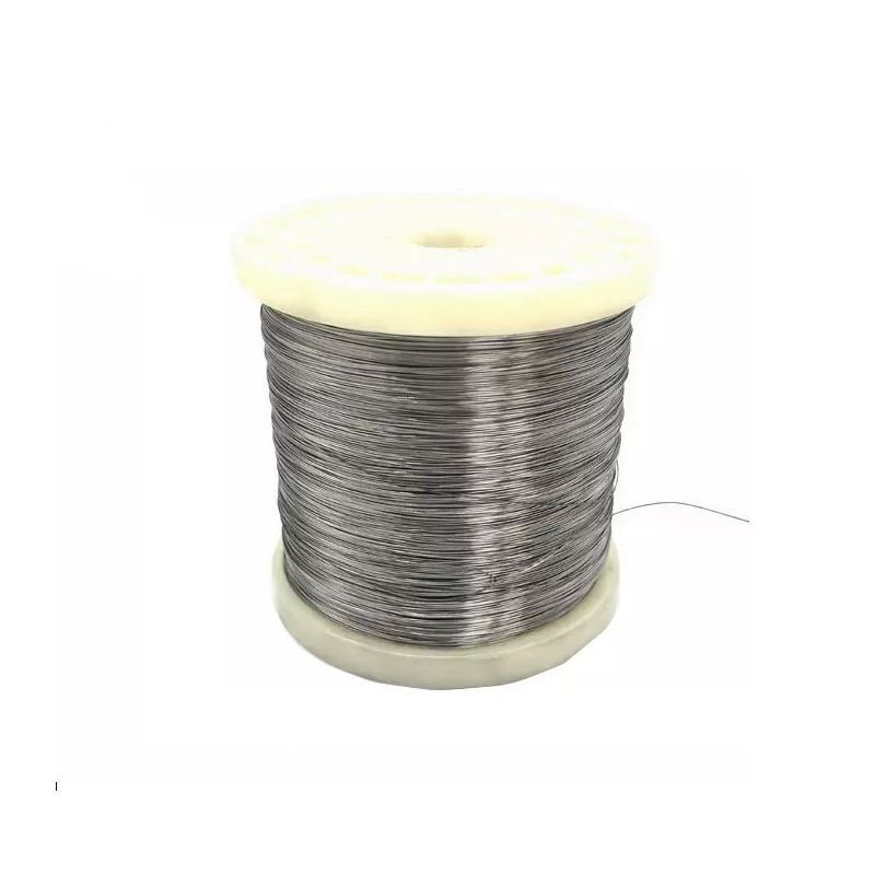Sârmă de wolfram Ø0.1-5mm 99.9% element metalic 74 Sârmă