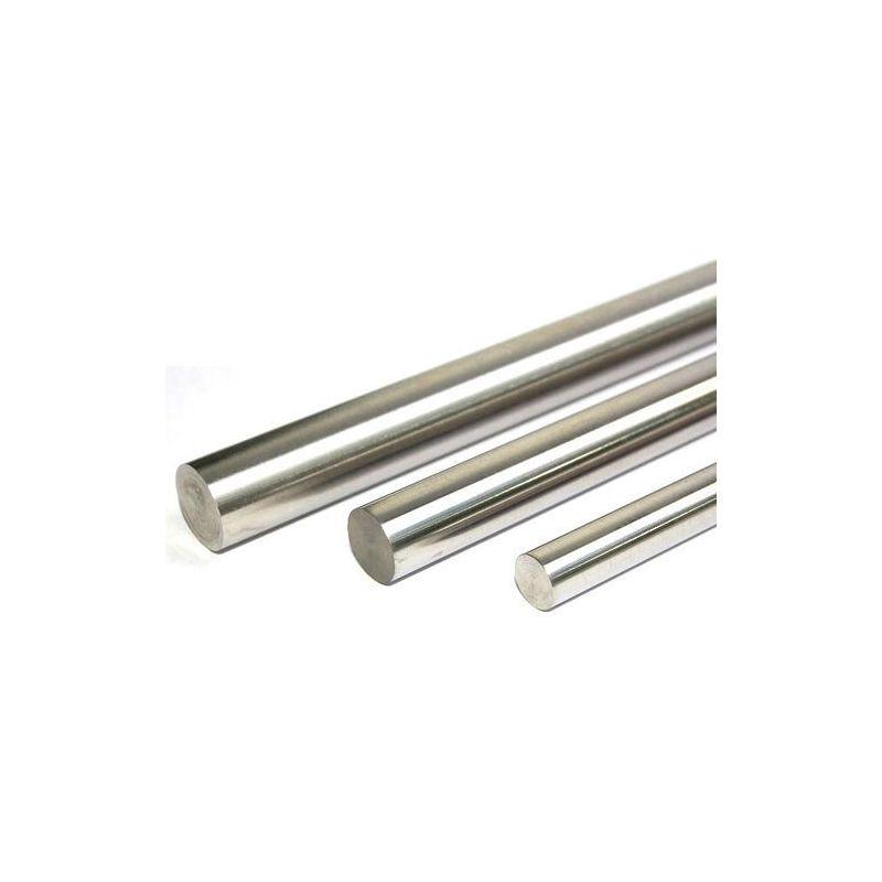 Tija de tungsten Ø2-120mm 99,9% element metal pur 74 Tungsten, wolfram