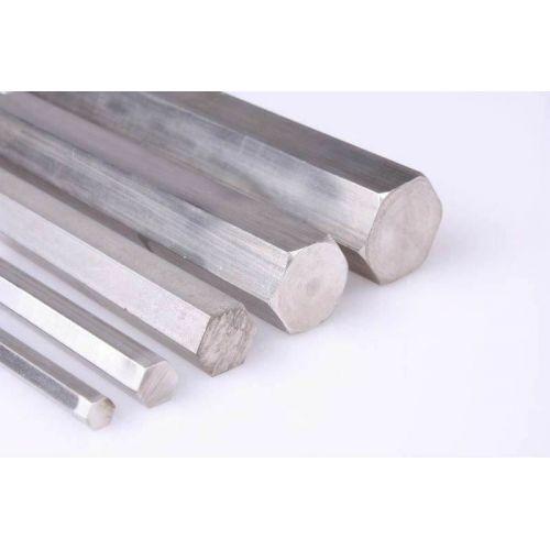 Stainless steel hexagon SW 18mm-60mm 1.4305 rod hexagon VA V2A 303 hexagon rod, stainless steel