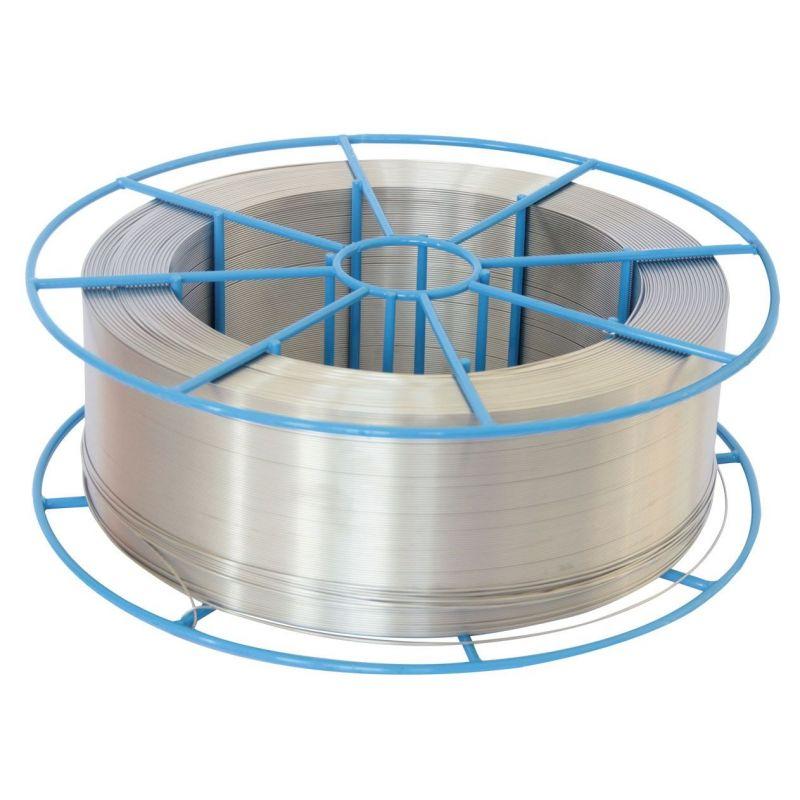 Sârmă de sudură Ø 0,6-5mm din oțel inoxidabil V2A gaz de