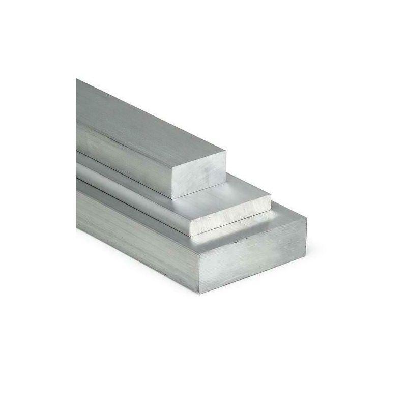 Bare plat din aluminiu 15x10mm-100x15mm AlMgSi0.5 material plat