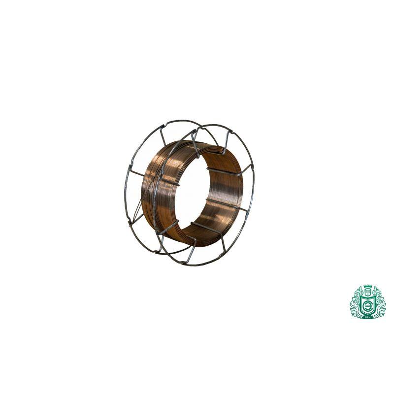 Sârmă de sudare ER CuSi-A CuSi3 Ø 0.6-5mm sudare We-Nr 2.1461