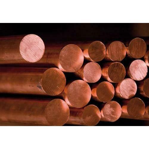 Tija Ø2-25mm cupru 2.0090 tijă rotundă С10999 tijă Cu material rotund 2 metri, cupru