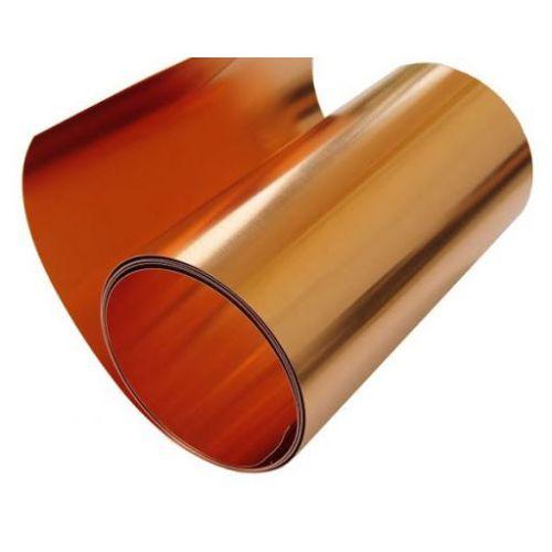 Banda de cupru 0,1x600mm bandă de cupru bandă de 0,1 metri până