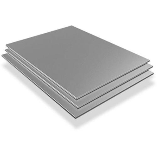 Foi din oțel inoxidabil 0,6 mm V2A 1.4301 foi tăiate de la 100