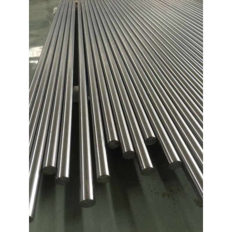 Titaanilaatu 5 bar Ti 6Al-4V pyöreä tanko 3.7164 halkaisija 20-200mm kiinteä akseli 0.1-2.5 metriä, titaani