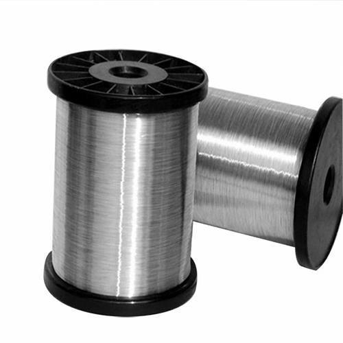 Sârmă de titan Grad 2 Ø0.5-8mm sârmă de încălzire 3.7035 A5.16 Sârmă de titan 1-50 metri, titan