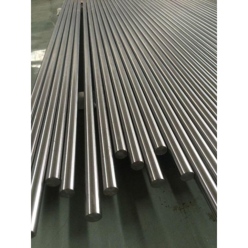Titanium Grade 5 Ø0,8-70mm tangon pyöreä sauva B348 3.7165 kiinteä akseli 0,1-2 metriä, titaani