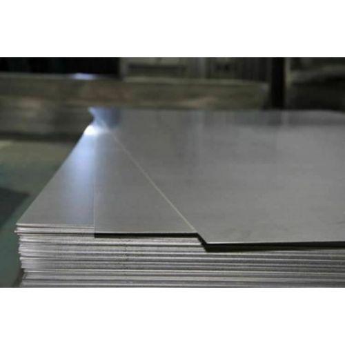 Foaie de titan 2mm 3.7035 Foaie de grad 2 cu foi tăiate 100 mm până la 2000 mm, titan