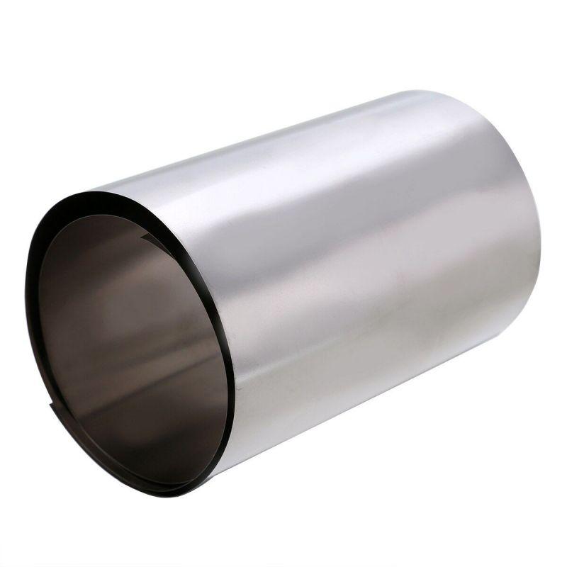 Titaaninauhan paksuus 0,1-0,5 mm titaani 3,7025 leveys 100 mm nauha 0,1 - 50 metriä, titaani