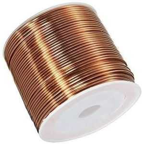 Fir de cupru Ø0.05-2.8mm sârmă emailată Cu 99.9 wnr 2.0090 sârmă artizanală 2-750 metri, cupru