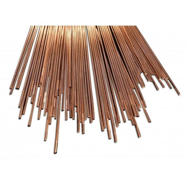 Electrozi de sudare Ø 0,8-5mm sârmă de oțel 80s-d2 16Mo3 tije