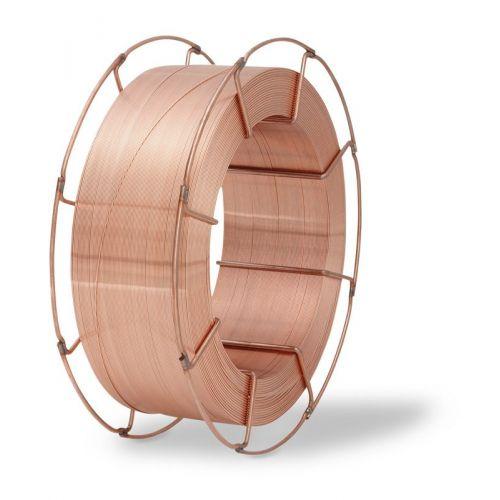 Sârmă de sudură de oțel de sudură de 0,5-25kg Ø 0,6-5mm EN