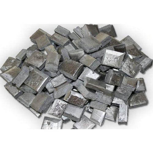 Scandium Aluminium AlSc Aluminium 98% Scandium 2% nugget bar 5-10kg