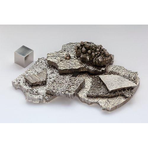 Cobalt Intermediate Co 99,3% element din metal pur 27 bare de 25 kg cobalt