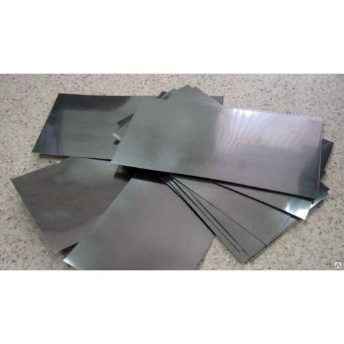 Cadmiu 99.9% tablă de anod pur 6x300x50-8x300x500mm electroliză
