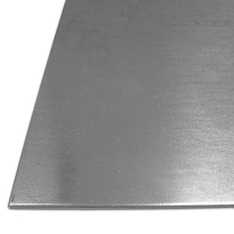 Tablă de oțel zincat 1-2mm furnizor de fier de la 100mm la 1000mm