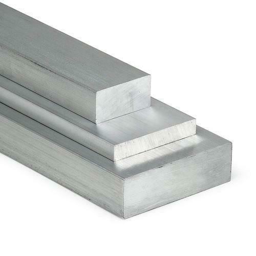 Bara plană din aluminiu 20x2mm-100x40mm AlMgSi0.5 material plat profil din aluminiu ou plat