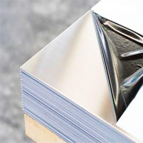 Plăci de aluminiu plăci de 2,5 mm Foi de Al foi subțiri selectabile de la 100 mm la 2000 mm