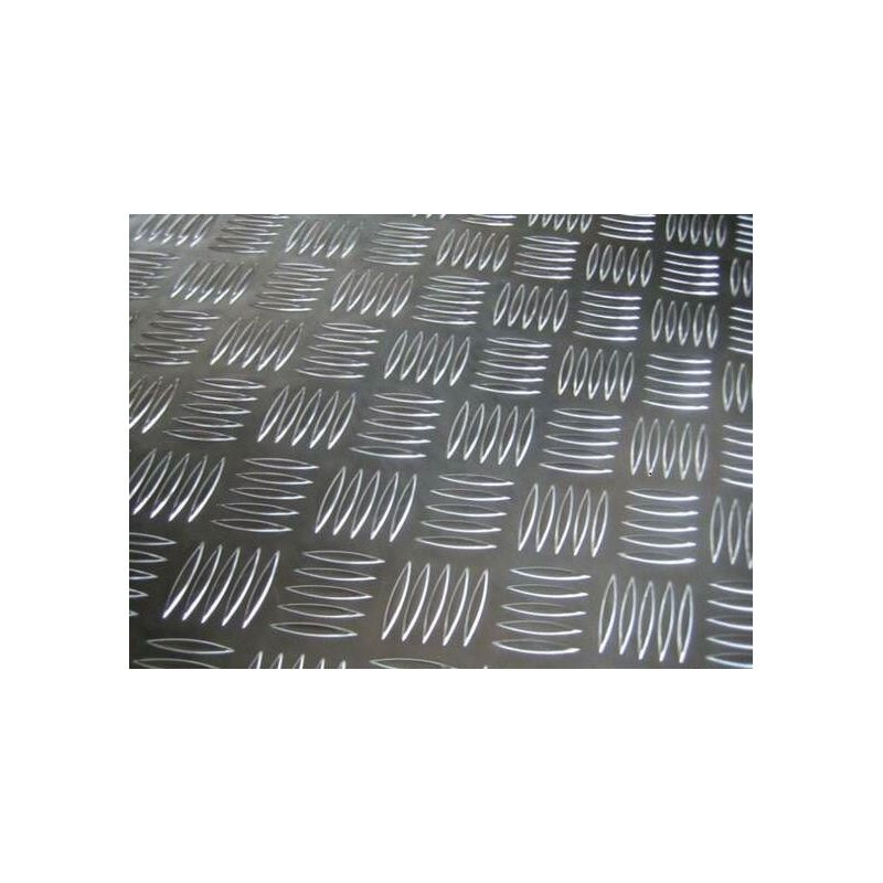 Aluminum checker plate 2.5 / 4mm plates Al plates Aluminum plate thin sheet selectable