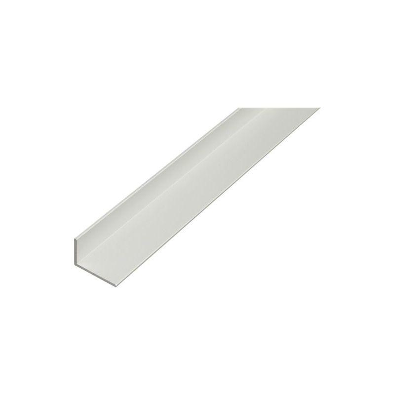 Aluminum L-profile angle isosceles 25x25x4mm-50x50x5mm Alu 0.25-2 Met