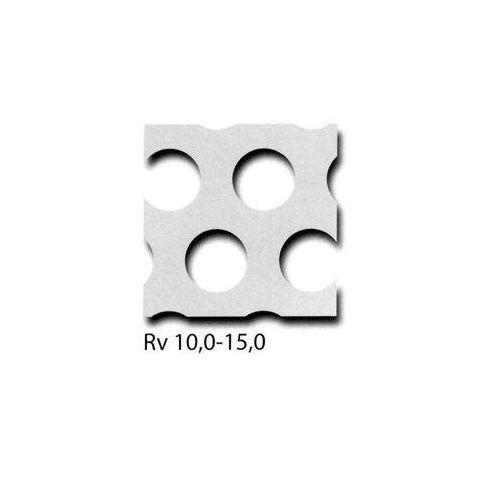 Rei'itetyt alumiinilevyt RV3-5 + RV5-8 + RV10-15 voidaan leikata koon mukaan, haluttu koko mahdollinen 100mm x 700mm