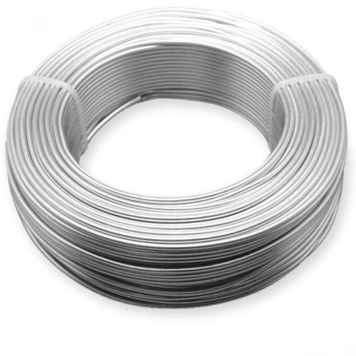 Ø 0,5-5 mm alumiinilangasta sitova lanka puutarhalanka käsityöt 2-750 metriä