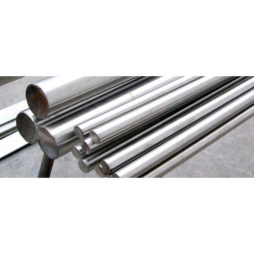 Tija rotundă din metal Hafnium 99.9% de la Ø 2mm la Ø 20mm