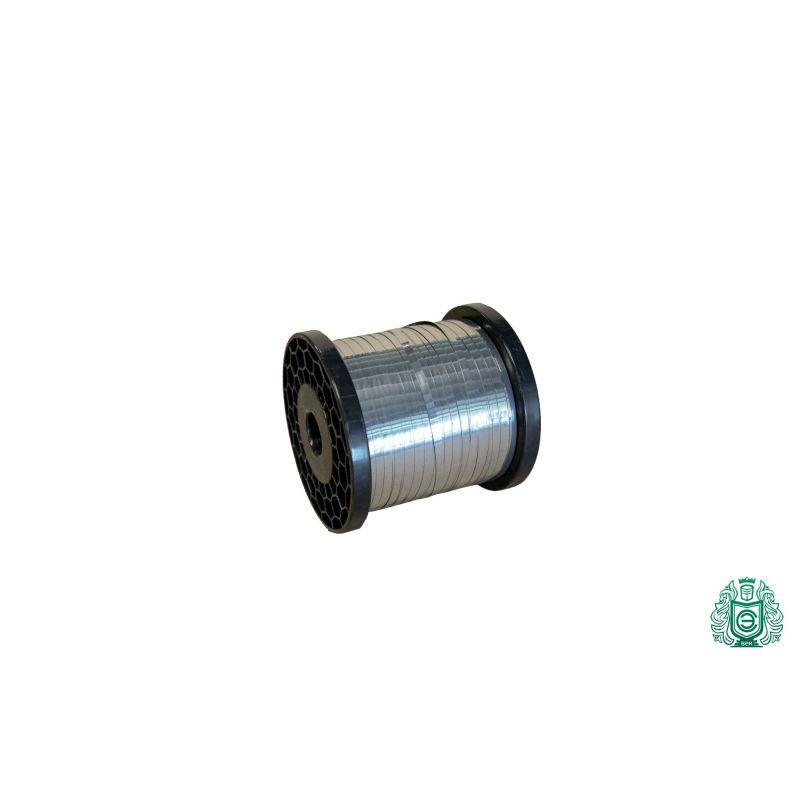 Banda cu bandă de tablă de la 0,1x0,5 mm la 0,15x6mm 2,4869 bandă de sârmă plată nichrom 1-50 metri, aliaj de nichel