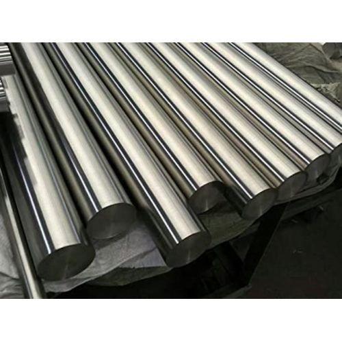 Tija rotundă din metal Nickel 200 99,9% de la Ø 2 mm la Ø 120