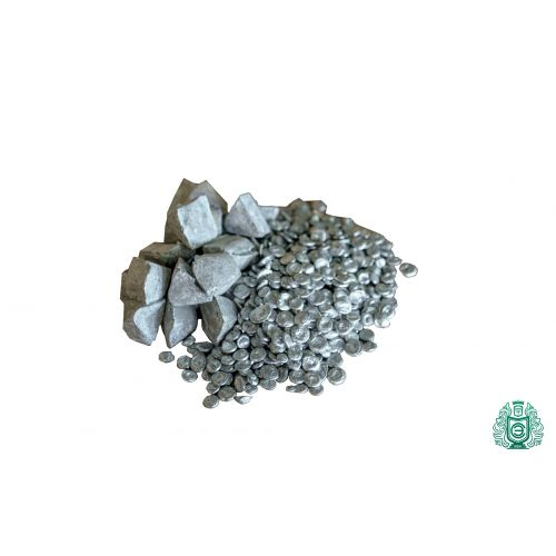 Zinc Zn purity 99.99% raw zinc pure metal element 30 pyramids 10gr-5kg, metals rare