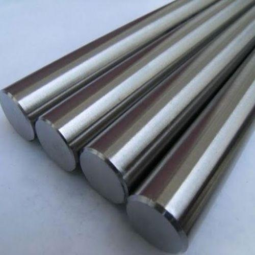 Tija rotundă cu metal niobic 99.9% de la Ø 2mm la Ø 120mm
