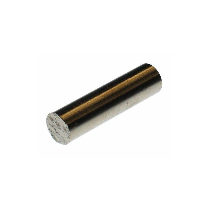 Tija rotundă din metal din zirconiu 99,9% de la Ø 2 mm la Ø 120
