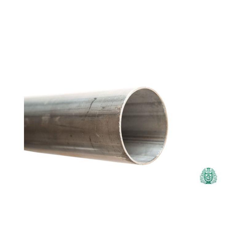 Balustradă din oțel inoxidabil 1.4301 28x1mm țeavă rotundă Eșapament V2A Aisi 304 construcție metalică 0,25-2 metri, oțel