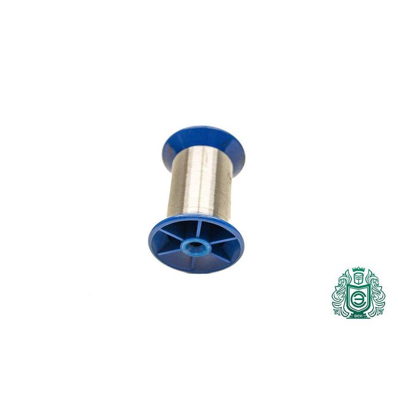 Sârmă din oțel inoxidabil Ø0.05-3mm sârmă de legătură 1.4301 sârmă de grădină 304 sârmă artizanală 1-200 metri, oțel inoxidabil
