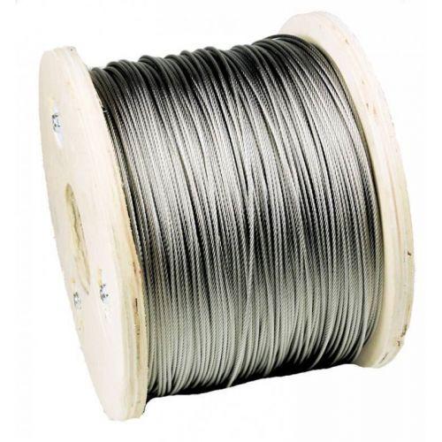 1-200 de metri din sârmă din oțel inoxidabil Ø3mm sârmă din
