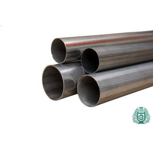 Ruostumaton teräsputki Ø 50x1,2-65x1mm 1,4828 pyöreä putki 309 V2A pakokaide 0,25-2 metriä, ruostumaton teräs