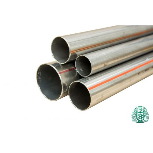 Ruostumaton teräsputki 42x4.8-48x5mm 1.4845 Aisi 310S 0.25-2 metrin vesiputki pyöreä putki metallirakenne, ruostumaton teräs