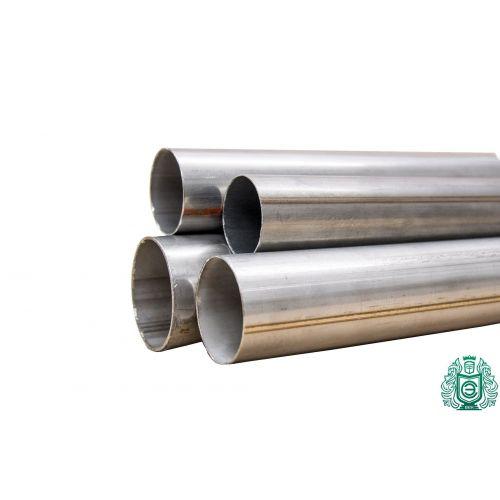 Țeavă rotundă 1.4301 Aisi 304 Ø15x2.5-101.6x2mm țeavă din oțel inoxidabil V2A balustradă de evacuare 0.25-2 metri, oțel