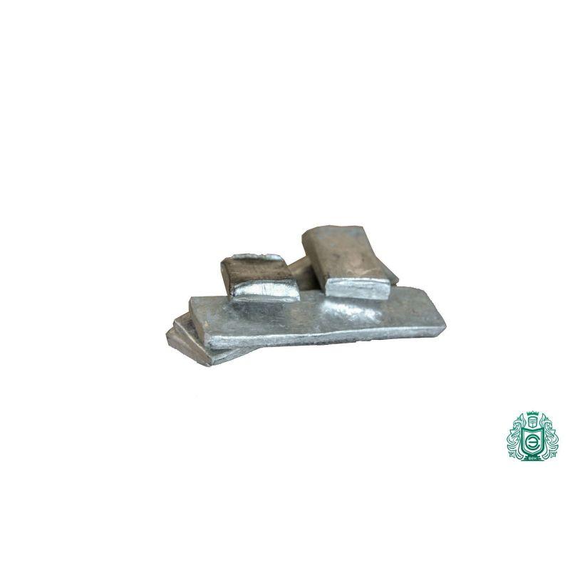 Indium 99,99% tankoja 1 grammasta 5 kg: n harkkoelementtiin 49 Puhdas metalli (49), harvinaiset metallit