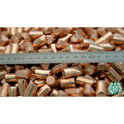 Granulat de cupru 99,9% element 29 piese de cupru turnate metal pur turnat 25gr-5kg, categorii